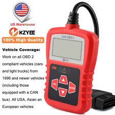 Kzyee Automotive Code Reader Check Engine Fault Scanner OBD2 Car Diagnostic Tool