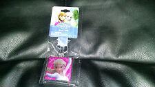 Disney Frozen Elsa Pink Metallic Key Chain