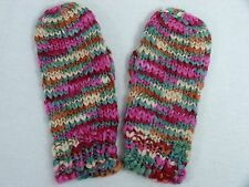 Wool Blend Winter Gloves & Mittens for Girls