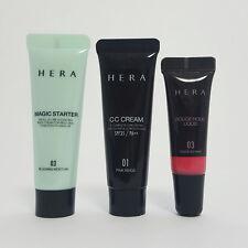 HERA Perfect Makeup Kit ( Magic Starter + CC Cream + Rouge Holic liquid)