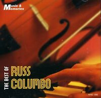 RUSS COLUMBO BEST NEW CD GOODNIGHT SWEETHEART,SAVE THE LAST DANCE FOR ME Etc