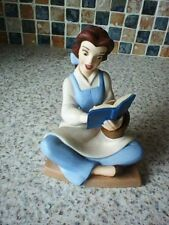 WDCC DISNEY FIGURINE BEAUTY AND THE BEAST BOOKISH BEAUTY BELLE