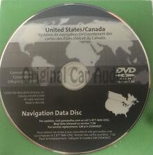 GM Satellite Navigation System GPS DVD Drive Disc 25943607 Version 7.0
