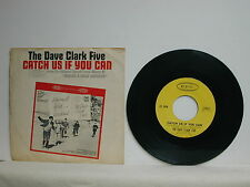 """Dave Clark Five - Catch Us If You Can/On The Move, Epic 5-9833, 1965, 45 RPM, 7"""""""