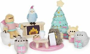 Gund Pusheen Advent Calendar 12 Days Surprise Plush Christmas Stormy Sloth