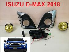 ISUZU Dmax D-Max Fog Lamp Spot light Yellow LEN GroupSET 2016-18 L&R Pickup 4X4