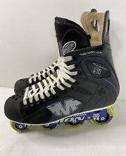 Mission Proto Si Inline Hockey Roller Skates Size 13D (13 US Men Shoe Size)