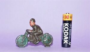 *  VINTAGE  *  LEAD  *  RACING MOTORCYCLE WITH DISPATCH RIDER  *  LOT 29  *