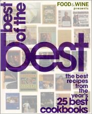Food and Wine Presents Best of the Best: The Best
