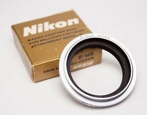 EX! Nikon BR-2 Lens Reversing Ring Macro Micro Adapter