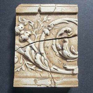 "Sid Dickens T15 Memory Block Tile ""Italian Decorative Moulding"" 1998 Series Used"