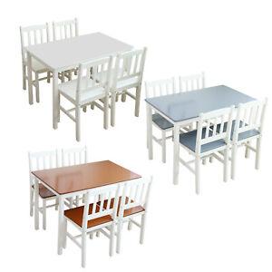 Tischgruppe Essgruppe Esstischset Sitzgruppe Esstischgruppe Esszimmergarnitur