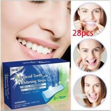 28 PRO White Effects Dental Whitestrips Advanced Teeth Whitening Stripes O8