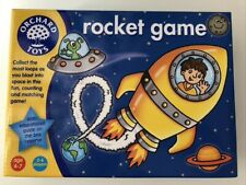 NEW IN BOX Orchard Toys Rocket Game