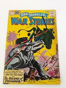 Star spangled war stories 98 1961 dc comics silver age
