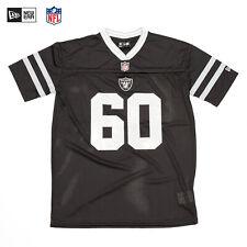 New Era NFL Logo Oversized Tee Las Vegas Raiders Trikot Jersey Schwarz SALE