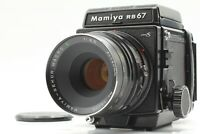{MINT} MAMIYA RB67 PRO S MF Camera + Sekor Macro C 140mm f/4.5 Lens JAPAN #1233