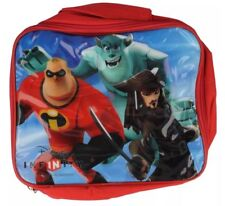 Childrens 791225E Character School Lunch Bag by Disney Infinity - £4.99