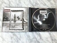 Photo OASIS Platinum Disc CD Single WONDERWALL Century Music Awards