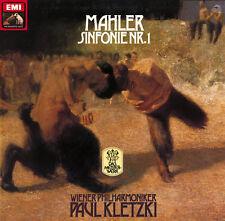 MAHLER Symphony 1 KLETZKI Vienna PO EMI C037-3257 Stereo $4 Shipping Worldwide