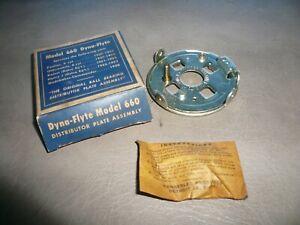 Ball Bearing Distributor Plate Assy Dyna Flyte Model 660 Pont Olds Kaiser - NOS
