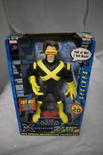 X-Men Evolution Talk Back Mutant Cyclops Toy Unused Boxed