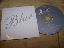 BLUR : TO THE END PROMO ORIGINAL CD SINGLE CARD SLEEVE 3 TRACK 1994 CDFOODDJ 50