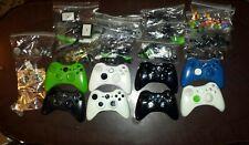 Box of Xbox360 controller parts
