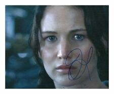 JENNIFER LAWRENCE AUTOGRAPHED SIGNED A4 PP POSTER PHOTO PRINT 4