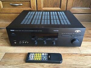 Yamaha Natural Sound DSP A780 - Digital Sound Field Processing Amplifier