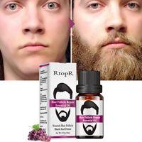 Men Mustache Growth Oil Moustache Beard Care Moisturizing Smoothing Styling GIFT