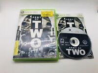 Army of Two (Microsoft Xbox 360, 2008) Complete