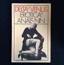 Anais Nin - Delta of Venus Erotica By Anais Nin - BCA Hardback - 1978 Erotic