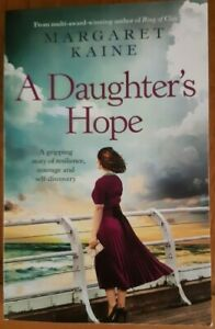 A Daughter's Hope by Margaret Kaine (Paperback, 2020)
