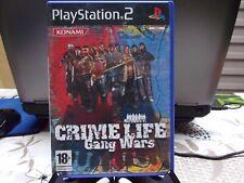JEU PLAYSTATION 2 PS2 - CRIME LIFE : GANG WARS
