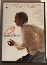 12 Years a Slave  (DVD, 2014, Widescreen)