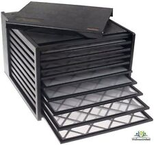 New Excalibur 9 Tray Dehydrator 4900 without timer + 2 year Warranty