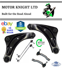 FIT NISSAN JUKE 10-17 FRONT SUSPENSION CONTROL ARMS WISHBONES, LINKS, TRACK ROD