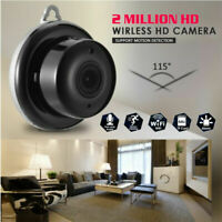 Wireless Mini WIFI IP Camera Home Outdoor Security Camera Night Vision HD 1080P