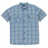 Mens Firetrap Biscay S Short Sleeve Casual Shirt New