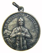WWI - Medaglia Reggimentale - 28^ DIVISIONE di FANTERIA (Ag)