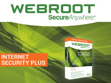 Webroot SecureAnywhere internet security 2019 / 5 devices / 1 year | GLOBAL KEY