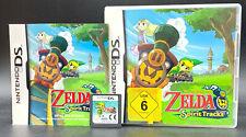 Spiel: LEGEND OF ZELDA - SPIRIT TRACKS für Nintendo DS + Lite + XL + 3DS + 2DS