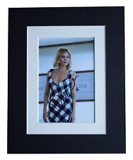 Sienna Miller Signed Autograph 10x8 photo display Live by Night Film AFTAL COA