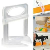 Zuglaschen Fliesen Verlegehilfe Nivelliersystem Keile 1.5MM Fugenbreite Werkzeug