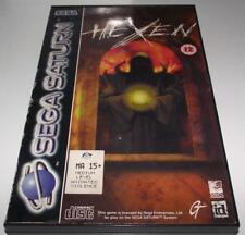 Hexen Sega Saturn PAL *Complete*