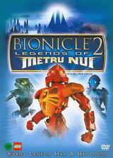 BIONICLE 2: LEGENDS OF METRU NUI Movie POSTER 27x40 Korean