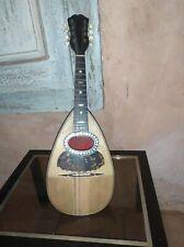 Ancienne mandoline Napoli Giuseppe Manfredi