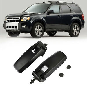 Rear Left + Right Liftgate Window Glass Hinges Fits Ford Escape 2008-2012  BS5