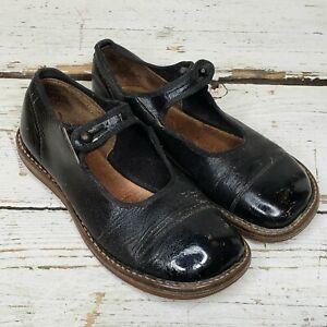Vintage Kids Shoes 24 Kids Shoes Kids Leather Shoes